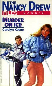 Cover of: Murder On Ice (Nancy Drew Files 3) | Carolyn Keene
