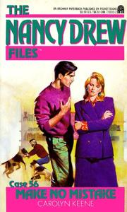 Cover of: MAKE NO MISTAKE (NANCY DREW FILES 56) | Carolyn Keene