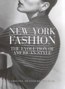 Cover of: New York fashion | Caroline Rennolds Milbank