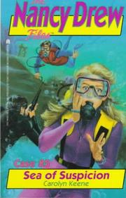 Cover of: Sea of Suspicion by Carolyn Keene