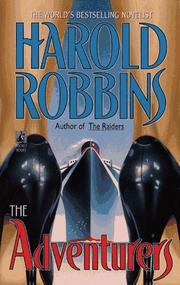 Cover of: The Adventurers | Harold Robbins