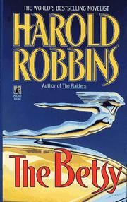 Cover of: The Betsy | Harold Robbins