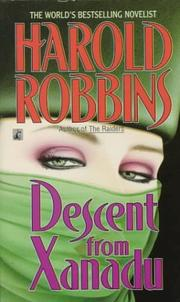 Cover of: Descent from Xanadu by Harold Robbins