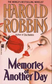 Cover of: Memories of Another Day | Harold Robbins