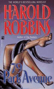 Cover of: 79 Park Avenue | Harold Robbins