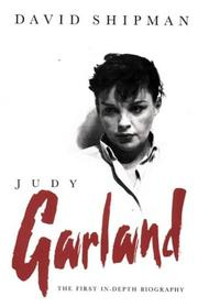 Cover of: Judy Garland | David Shipman