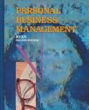 Cover of: Personal business management by Joan S. Ryan