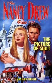 Cover of: Picture of Guilt | Carolyn Keene