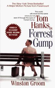 Cover of: FORREST GUMP (Movie Tie in) by Winston Groom