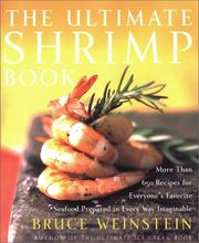 Cover of: The Ultimate Shrimp Book | Bruce Weinstein
