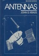 Cover of: Antennas | John D. Kraus