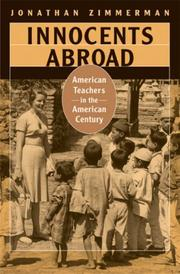 Cover of: Innocents Abroad | Jonathan Zimmerman