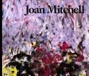 Cover of: Joan Mitchell by Judith E. Bernstock