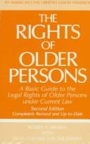 Cover of: The rights of older persons by Robert N. Brown