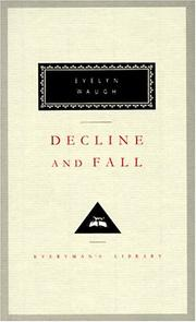 decline and fall evelyn waugh ebook decline and fall open library 17187