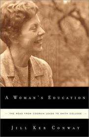 Cover of: A Woman's Education | Jill Ker Conway