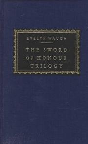 Cover of: The Sword of Honour Trilogy | Evelyn Waugh