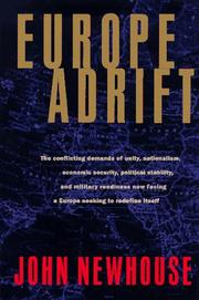 Cover of: Europe adrift by John Newhouse, John Newhouse