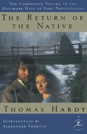 Cover of: The return of the native | Thomas Hardy