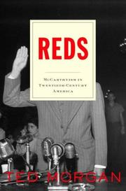 Cover of: Reds by Ted Morgan