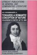 Cover of: Towards a romantic conception of nature by Rookmaaker, H. R.