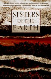 Cover of: Sisters of the Earth by Lorraine Anderson