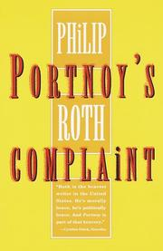 Cover of: Portnoy's Complaint by Philip Roth