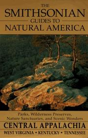 Cover of: The Smithsonian guides to natural America by Bruce Hopkins
