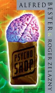 Cover of: Psychoshop | Roger Zelazny