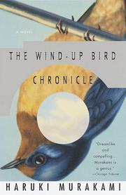 Cover of: The wind-up bird chronicle | Murakami Haruki