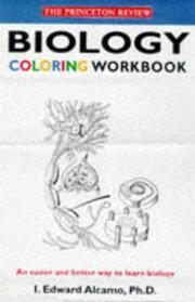 Cover of: Biology coloring workbook | I. Edward Alcamo