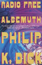 Cover of: Radio Free Albemuth by Philip K. Dick
