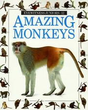 Cover of: Amazing Monkeys (Eyewitness Junior) by Scott Steedman