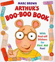Cover of: Arthur's boo-boo book by Marc Tolon Brown