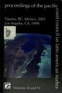 Cover of: Continuity and change in Latin America | Pacific Coast Council on Latin American Studies. Meeting