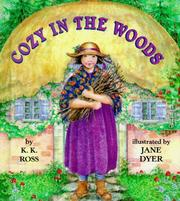Cover of: Cozy in the woods | Katharine Ross