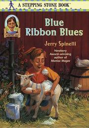 Cover of: Blue Ribbon Blues by Jerry Spinelli, Jerry Spinelli