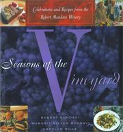Cover of: Seasons of the vineyard | Robert Mondavi