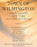 Cover of: Town of Wilmington, Essex County, New York by Harold E. Hinds