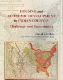 Cover of: Housing and economic development in Indian country | David Listokin