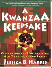 Cover of: A Kwanzaa keepsake | Jessica B. Harris