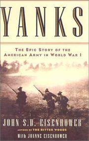 Cover of: Yanks | John S. D. Eisenhower