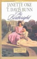 Cover of: The birthright | Janette Oke