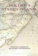 Cover of: Holden's Staten Island | Richard B. Dickenson