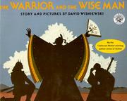 Cover of: The warrior and the wise man by David Wisniewski
