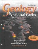 Cover of: Geology of national parks | Ann G. Harris