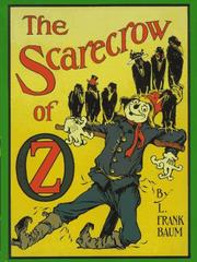 Cover of: The Scarecrow of Oz | L. Frank Baum