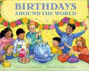 Cover of: Birthdays Around the World | Mary D. Lankford