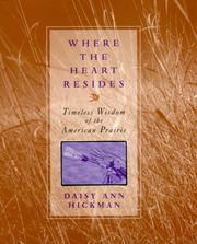 Cover of: Where the heart resides | Daisy Ann Hickman