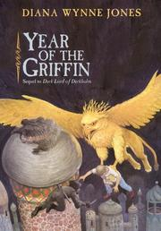 Cover of: The Year of the Griffin | Diana Wynne Jones